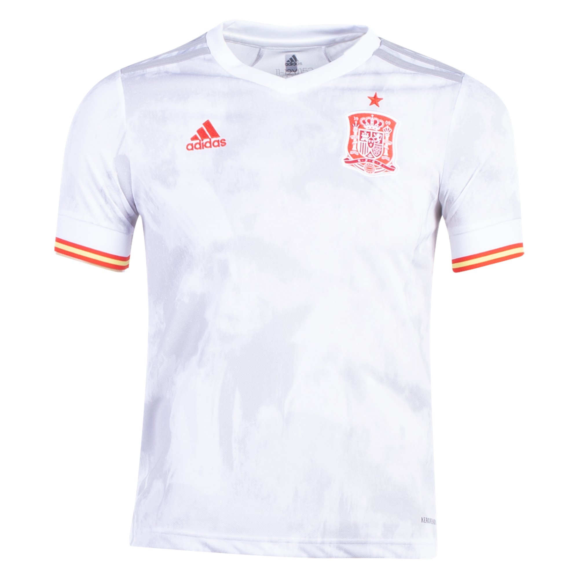 adidas Spain Youth Away Jersey 2021/22
