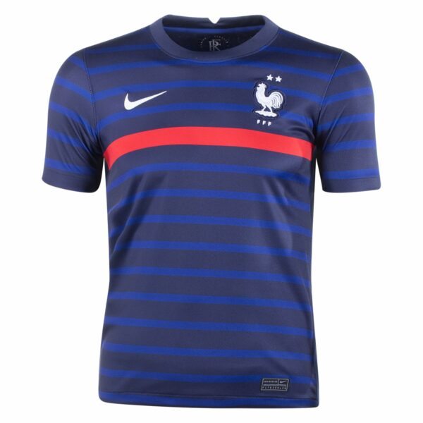 Nike France Youth Home Jersey 20/21